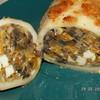 Рецепт фаршированных кальмаров с грибами и сыром