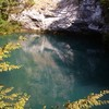 Абхазия. Голубое озеро и озеро Рица
