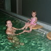 Грудничковое плавание. Наш опыт самостоятельного осваивания бассейна.