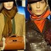 Палантин - самая модная деталь гардероба