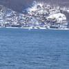 Байкал. Поселок Листвянка. Зима