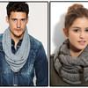 Снуд - модный тренд зимы 2011.
