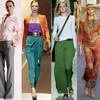 Модные брюки весна-лето 2011