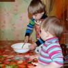 Приучение деток к труду