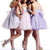 Пышные платья -  новый тренд