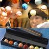 И снова конфеты-планеты. Шоколадный планетарий от L'éclat