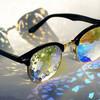 Очки-калейдоскопы от Pam Tietze