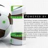 Днем – футбол, вечером – свет! Светильник Powered By Sports от Джесси Ли (Jesse Lee)