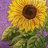 Мозаика из яичной скорлупы Любови Мешакиной