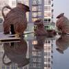 Патрик Догерти – скульптор, который вьет гнезда