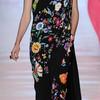 Цвета и цветы в женской коллекции Etro сезона весна-лето 2013