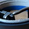 Ремень Massimo Dutti. Двусторонняя практичность с поворотным механизмом пряжки
