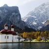 Альпийские озера – подальше от людей, поближе к природе