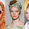 Нескромные косынки - модный тренд лета 2012