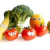 Еда, которая «строит глазки» с наклейками Edible eyes