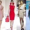 Платье-футляр: классика в 3 современных вариациях