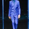Мужские костюмы 2013: много, очень много яркости и цвета))