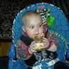 Кресло-качалка и ваш малыш всегда с вами!