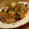Пиленгас с овощами
